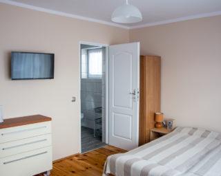Pokoje Jolanta Wiejska 38 pokój nr 3